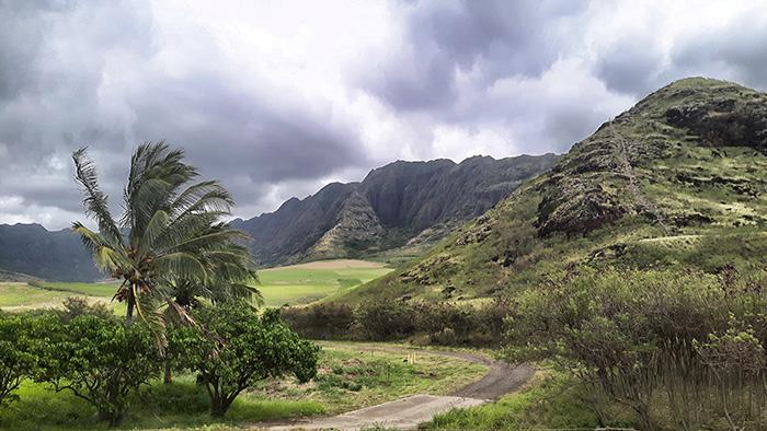 Hawaii-Kaena-Point