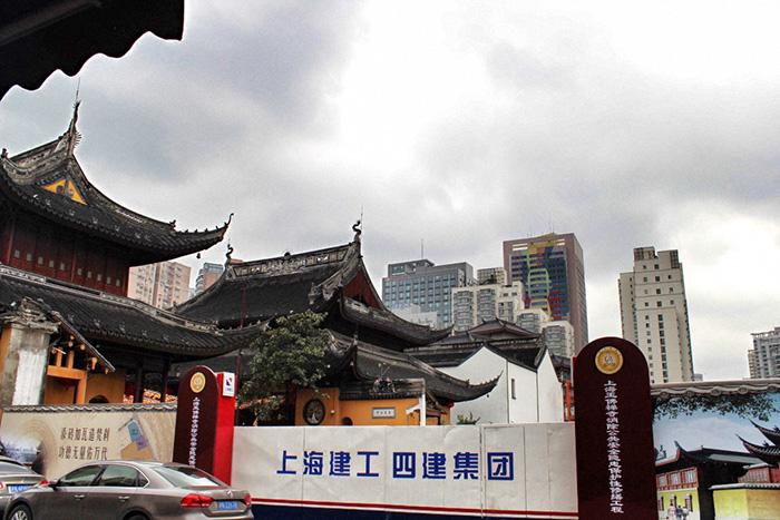 Jadebuddha-Tempel-Shanghai