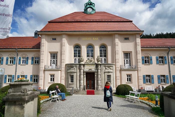 Kurhaus-Bad-Elster
