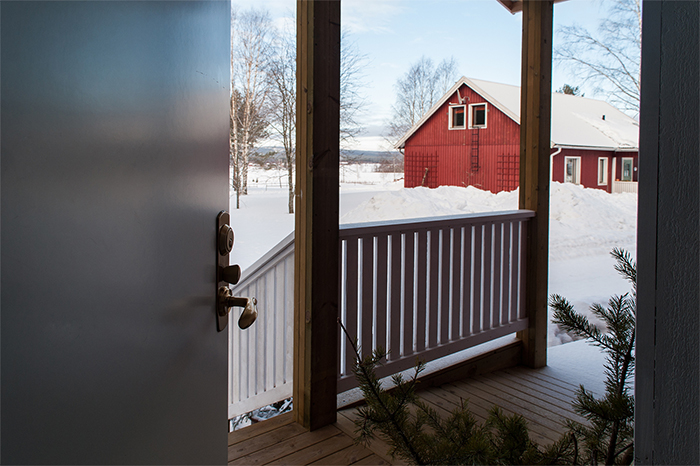 lappland_rotes_holzhaus