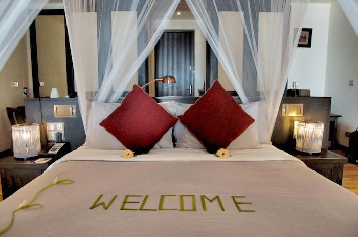 Malediven Zimmer