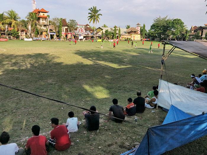 Reisetipps-Bali-Fussballspiel
