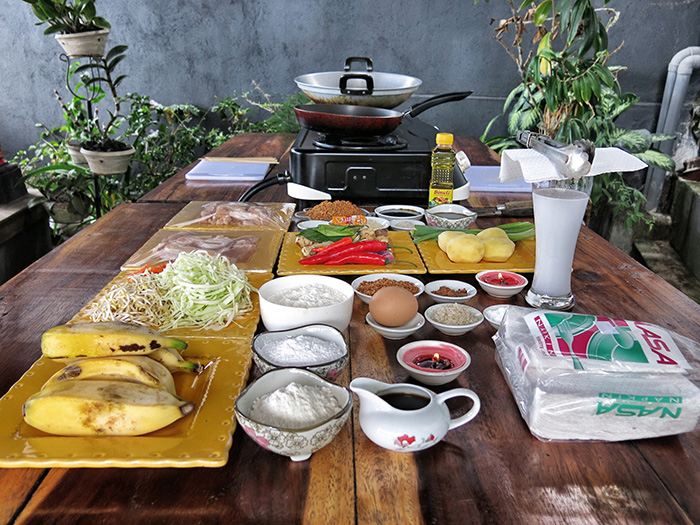 Reisetipps-Bali-Kochkurs-gedeckter-Tisch