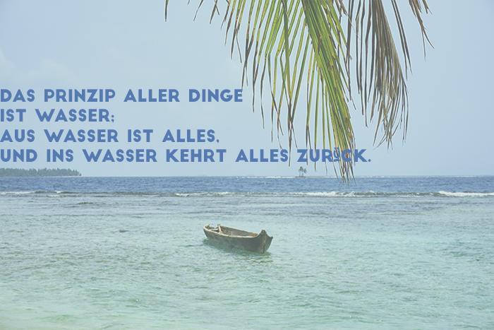 Strand mit Schiff-klein