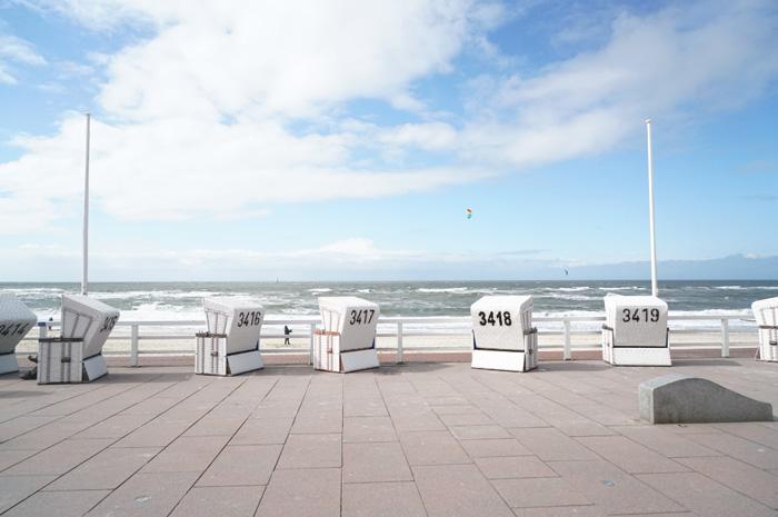 Strandkörbe-Sylt