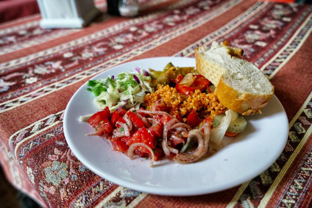 Türkisches-Essen