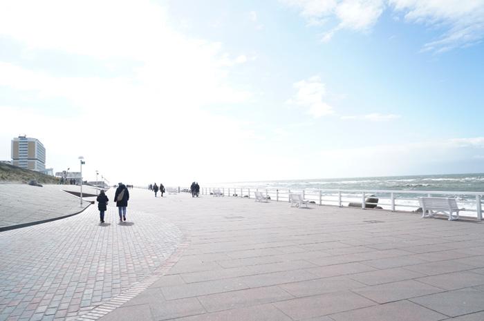 westerland promenade