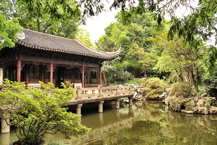 Yu-Yuang-Garten