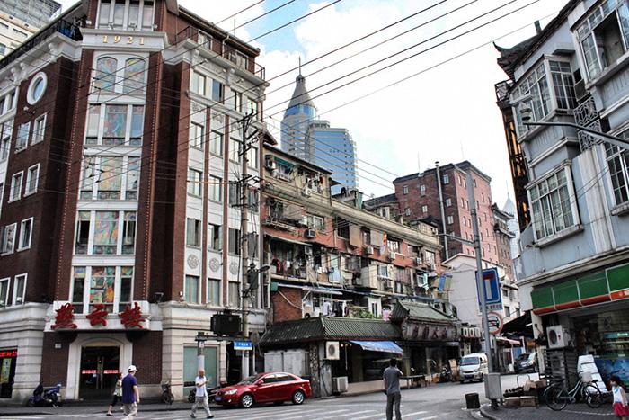 Zentrum-Shanghai