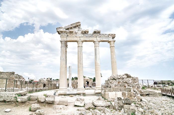 Apollo-Tempel