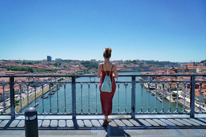 Aussicht-porto