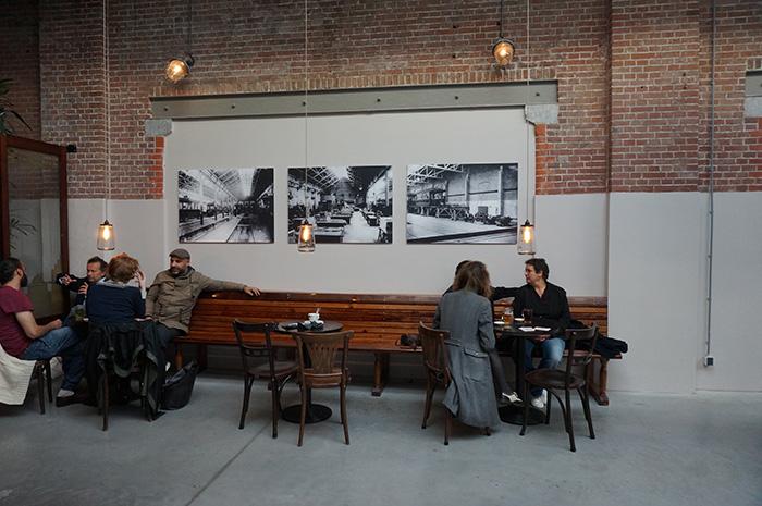 Filmhallen-Cafe