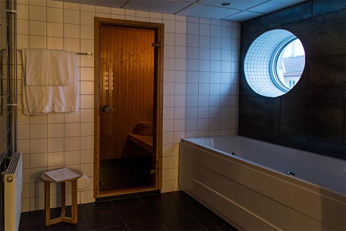 first_hotel_sauna