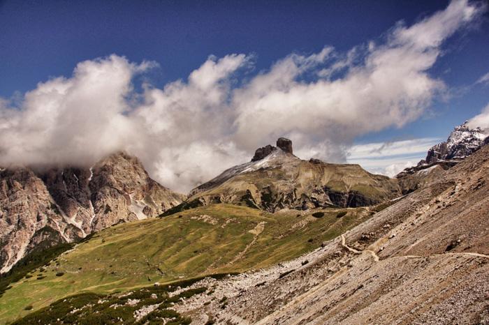 Gebirge-Hochpustertal
