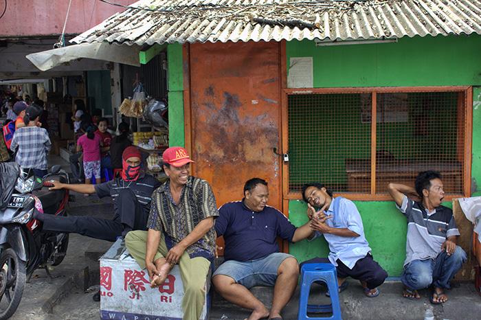 Jakarta-Maenner