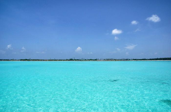 Malediven Ausblick