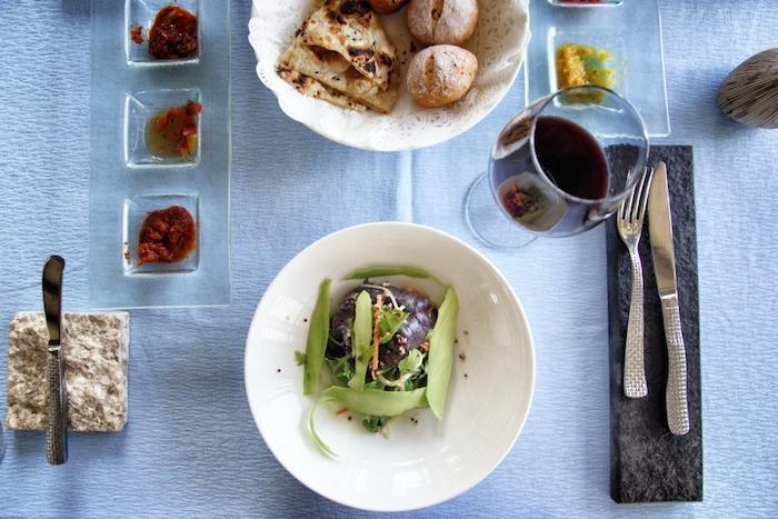 Malediven Essen