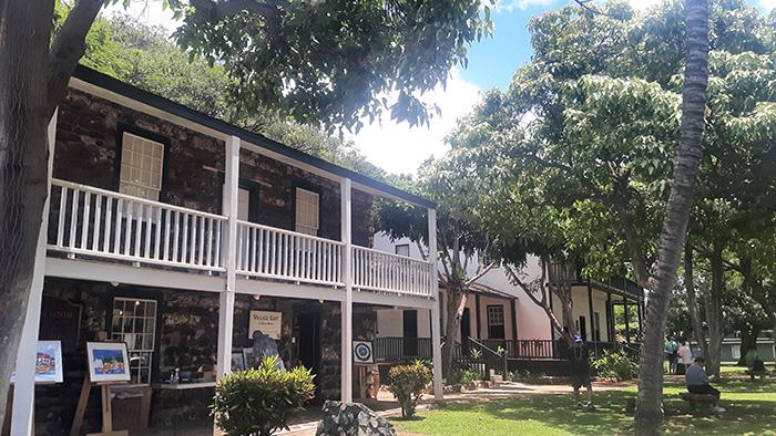 Maui-Lahaina-Village