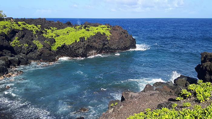 Maui-Road-to-Hana-Klippen