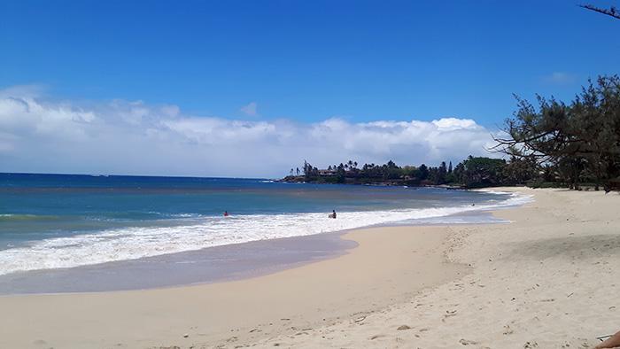 Maui-Strand-Traumstrand