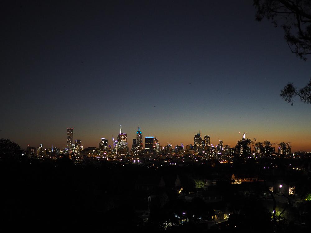 Melbourne Rundreise