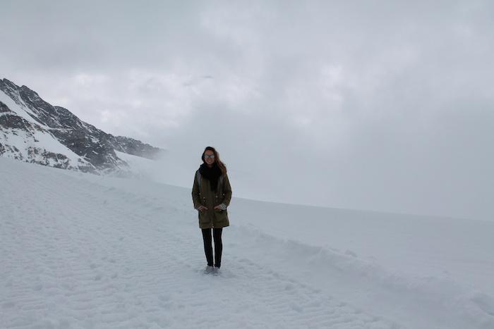 Nadine Jungfraujoch
