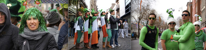 st Patricks day dublin