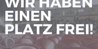 WIR-HABENEINEN-PLATZ-FREI!