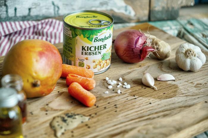 Zutaten-Mango-Hummus