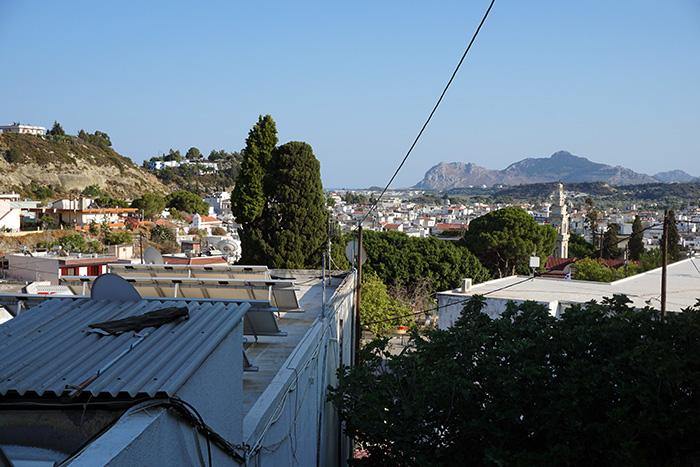 Afantou-Blick-aufs-Dorf