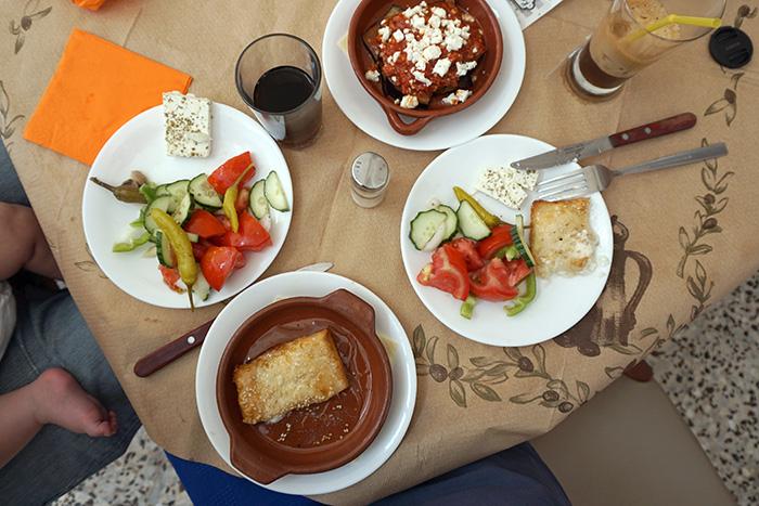 Afantou-grieisches-Essen