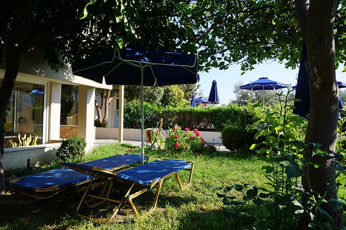 Agiro-Village-Garten