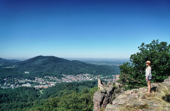 Aussicht-Baden-Baden