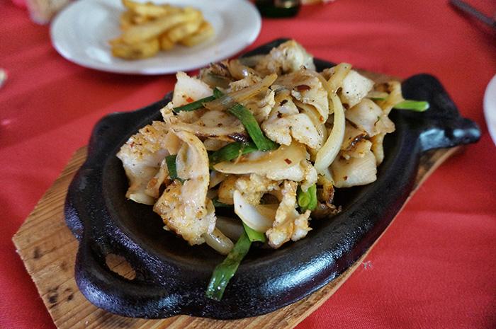 Conch-beim-Chinesen
