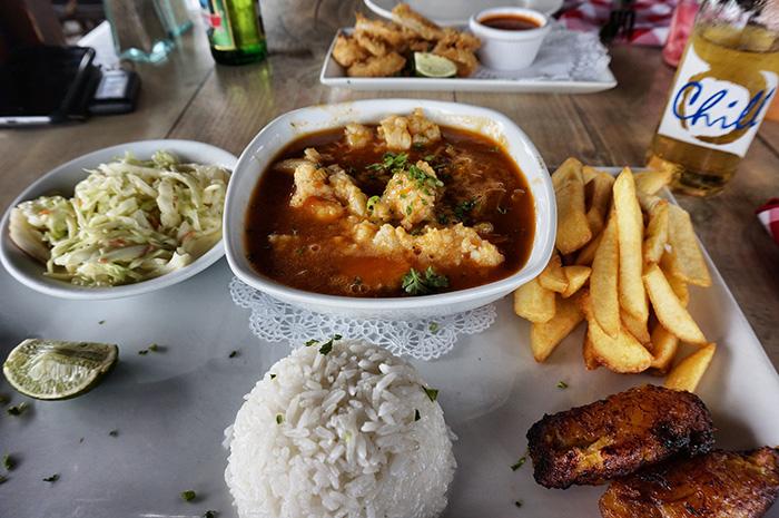 Conch-Creole-Style,-ein-Traum