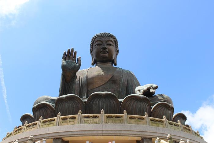 Dem-Big-Buddha-ganz-nah