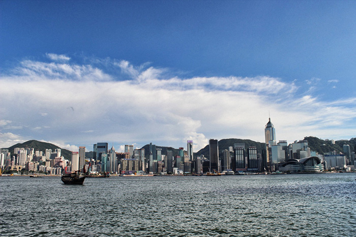 Hong Kong Sightseeing-Skyline