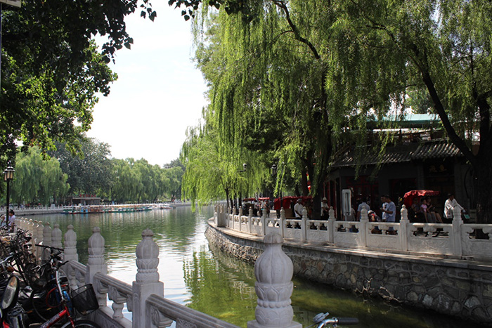 Idyllisches-Peking