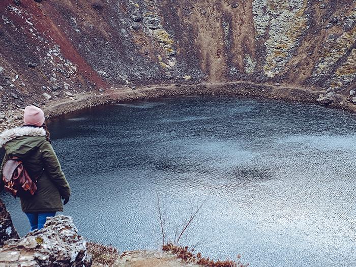 Kratersee-Kerid
