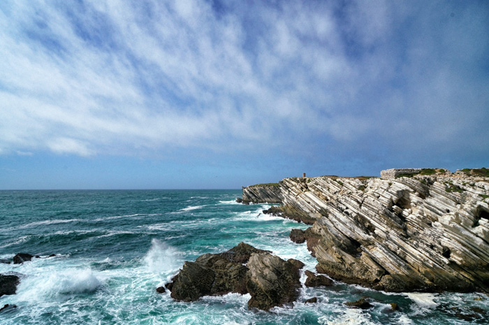 Peniche-Küste