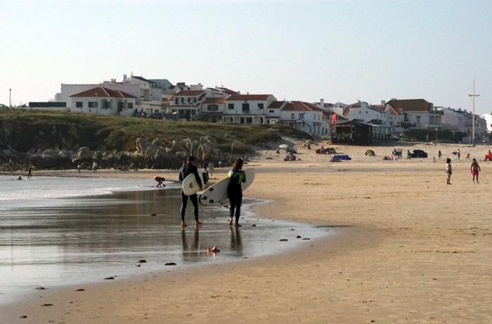 Peniche-Strand