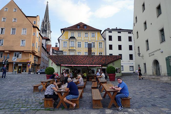 Regensburg-Insidertipps-Wurstbude