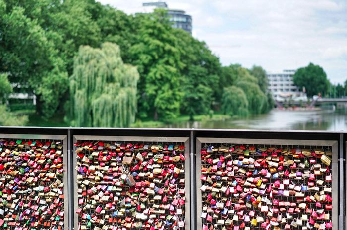 Schlösser-Brücke