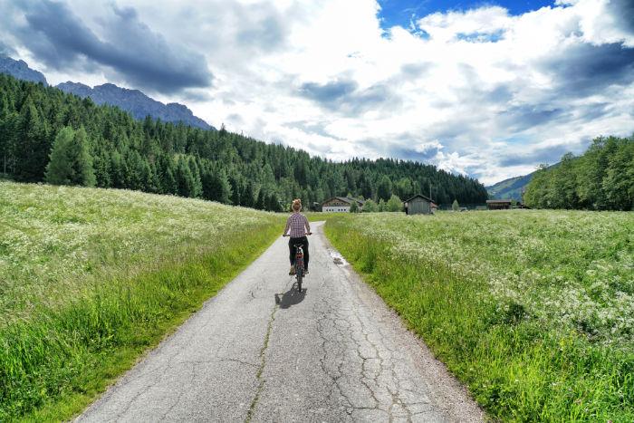 Sommer im Hochpustertal_Radtour