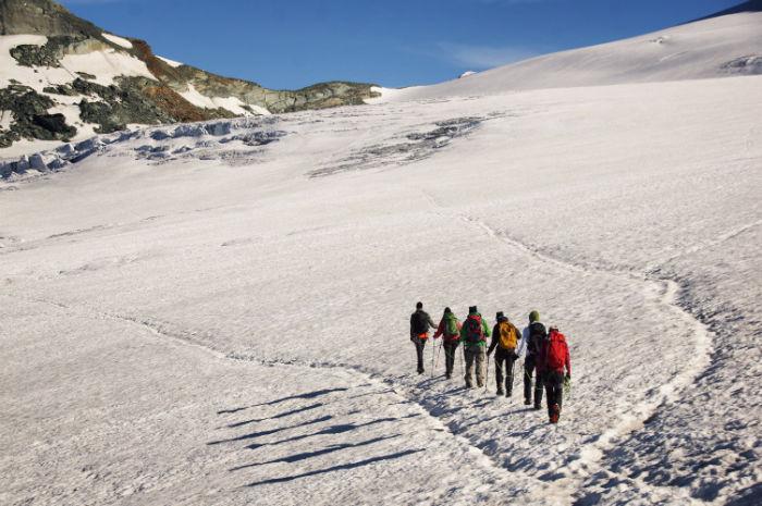 Sommerurlaub in Osttirol_Gletscherwanderung2