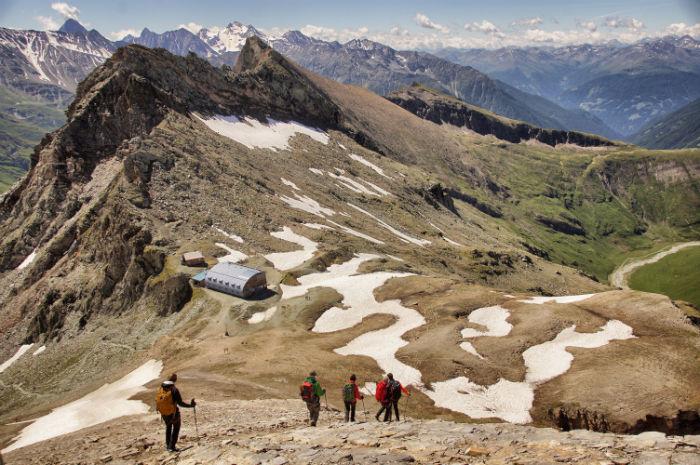 Sommerurlaub in Osttirol_Hüttenwanderung2
