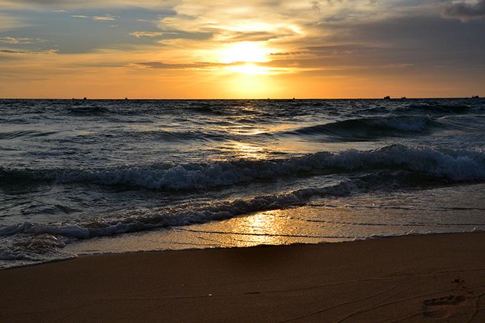 Phu Quoc Reisetipps-Sonnenuntergang