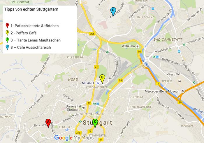 Tipps von echten Stuttgartern-Karte