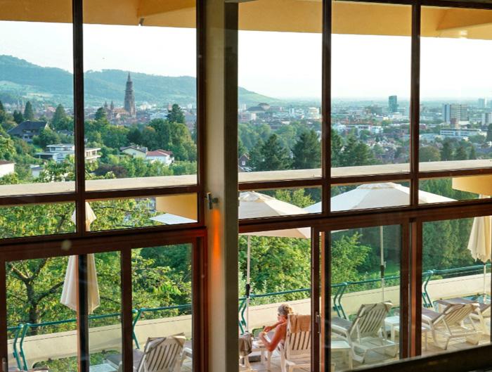 Aussicht-Panoramahotel