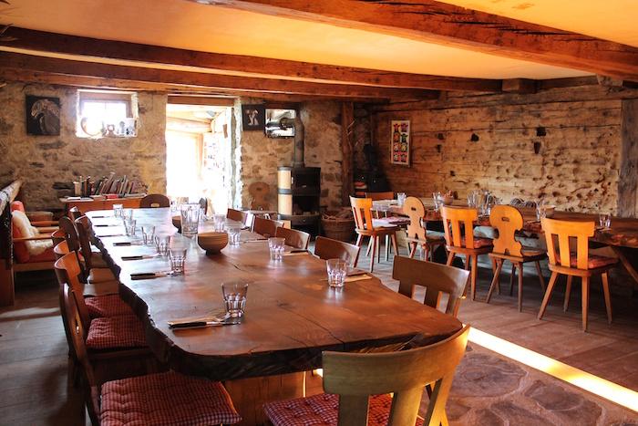 Bergrestaurant Alp Flix Kopie